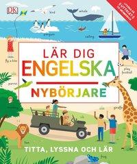 bokomslag Lär dig engelska : Nybörjare