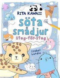 bokomslag Rita Kawaii söta smådjur: steg-för-steg