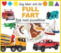 bokomslag Full fart : bok med pusselbitar