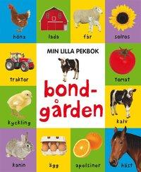 bokomslag Min lilla pekbok : Bondgården