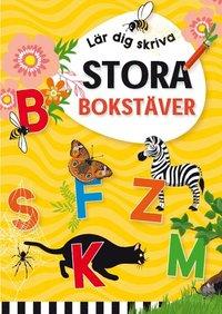 bokomslag Lär dig skriva stora bokstäver