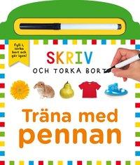 bokomslag Träna med pennan