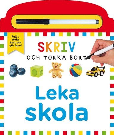 bokomslag Leka skola