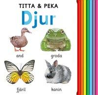 bokomslag Titta & peka: djur