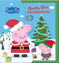 bokomslag Greta Gris adventskalender