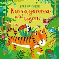 bokomslag Kurragömma med tigern