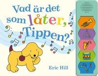 bokomslag Vad är det som låter, Tippen?