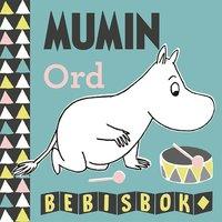 bokomslag Mumin - ord