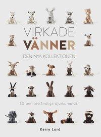 bokomslag Virkade vänner : den nya kollektionen