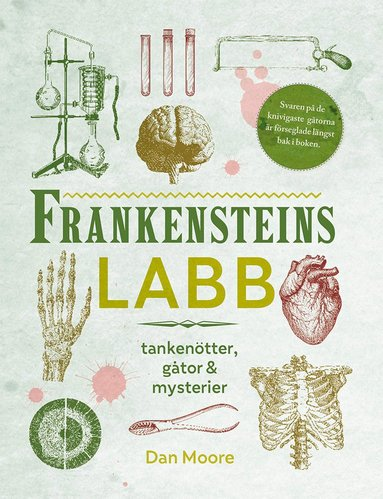 bokomslag Frankensteins labb : tankenötter, gåtor & mysterier