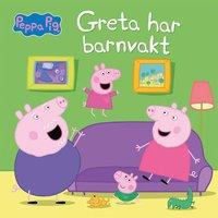 bokomslag Greta har barnvakt
