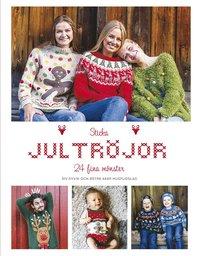 bokomslag Sticka jultröjor
