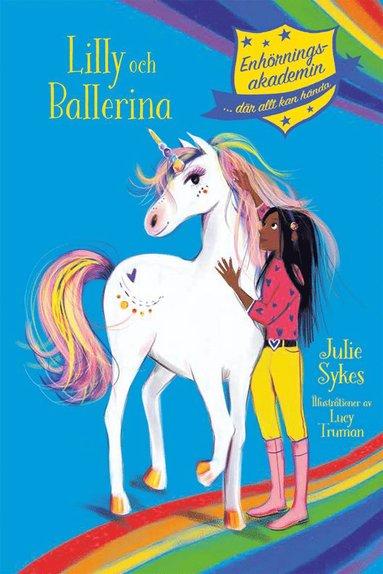bokomslag Lilly och Ballerina
