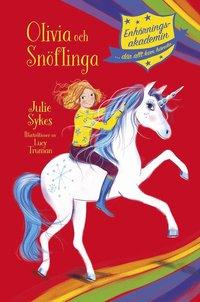 bokomslag Olivia och Snöflinga