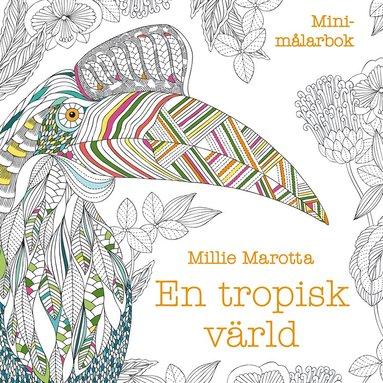 bokomslag En tropisk värld : minimålarbok