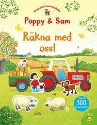 bokomslag Poppy & Sam: räkna med oss!