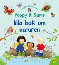 bokomslag Poppy & Sams lilla bok om naturen