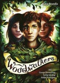 bokomslag Woodwalkers Box : del 1-3
