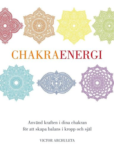 bokomslag Chakraenergi