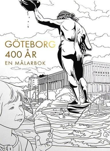bokomslag Göteborg 400 år : En målarbok