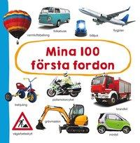 bokomslag Mina 100 första fordon