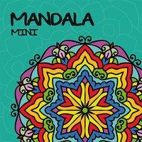 bokomslag Mandala mini - Turkos