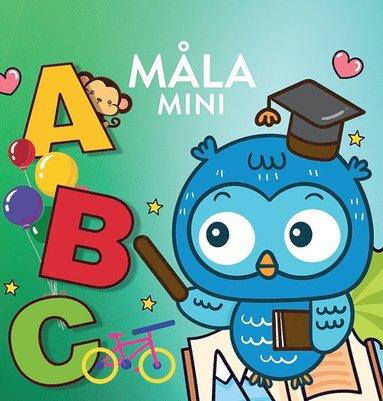 bokomslag Måla mini. ABC