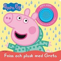 bokomslag Fniss och plask med Greta