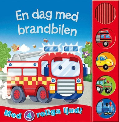 bokomslag En dag med brandbilen