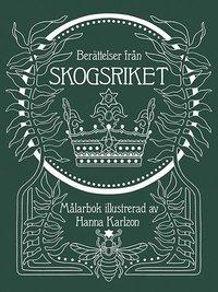 bokomslag Berättelser från skogsriket