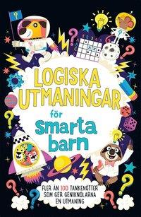 bokomslag Logiska utmaningar för smarta barn
