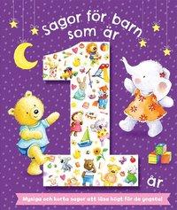 bokomslag Sagor för barn som är 1 år