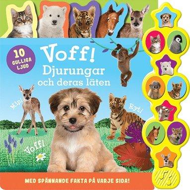 bokomslag Voff! Djurungar och deras läten
