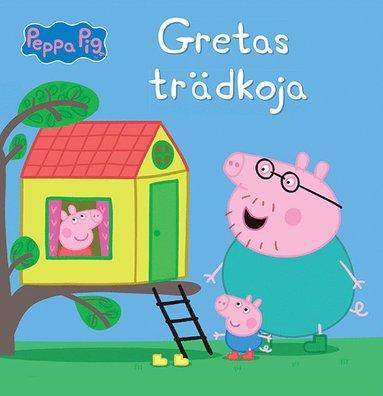 bokomslag Gretas trädkoja