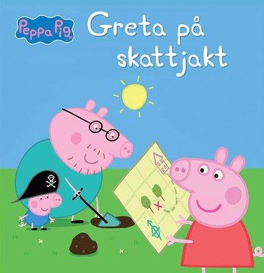 bokomslag Greta på skattjakt