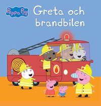 bokomslag Greta och brandbilen