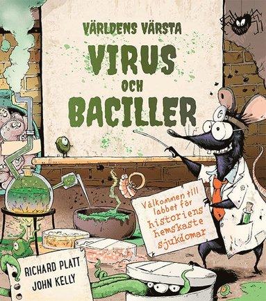 bokomslag Världens värsta virus och baciller