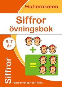bokomslag Siffror : övningsbok