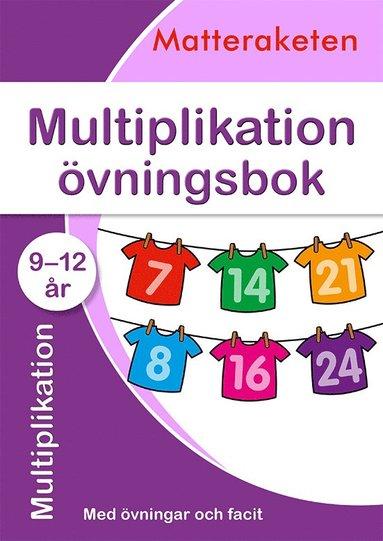 bokomslag Multiplikation : övningsbok