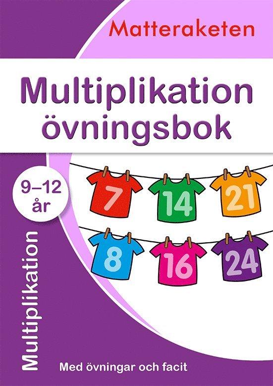 Multiplikation : övningsbok 1