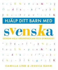 bokomslag Hjälp ditt barn med svenska