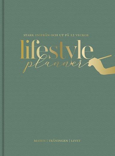 bokomslag Lifestyle planner: stark inifrån och ut på 12 veckor