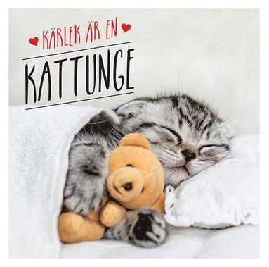 bokomslag Kärlek är en kattunge
