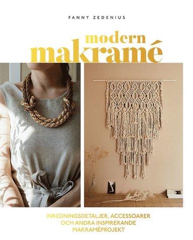 bokomslag Modern makramé