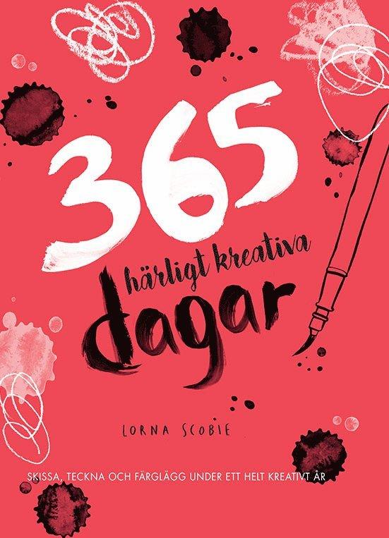 365 härligt kreativa dagar 1