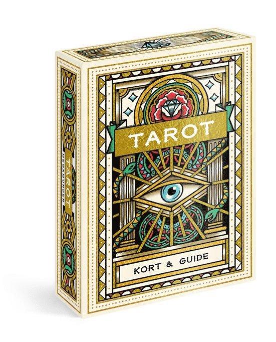 Tarot - kort & guide 1