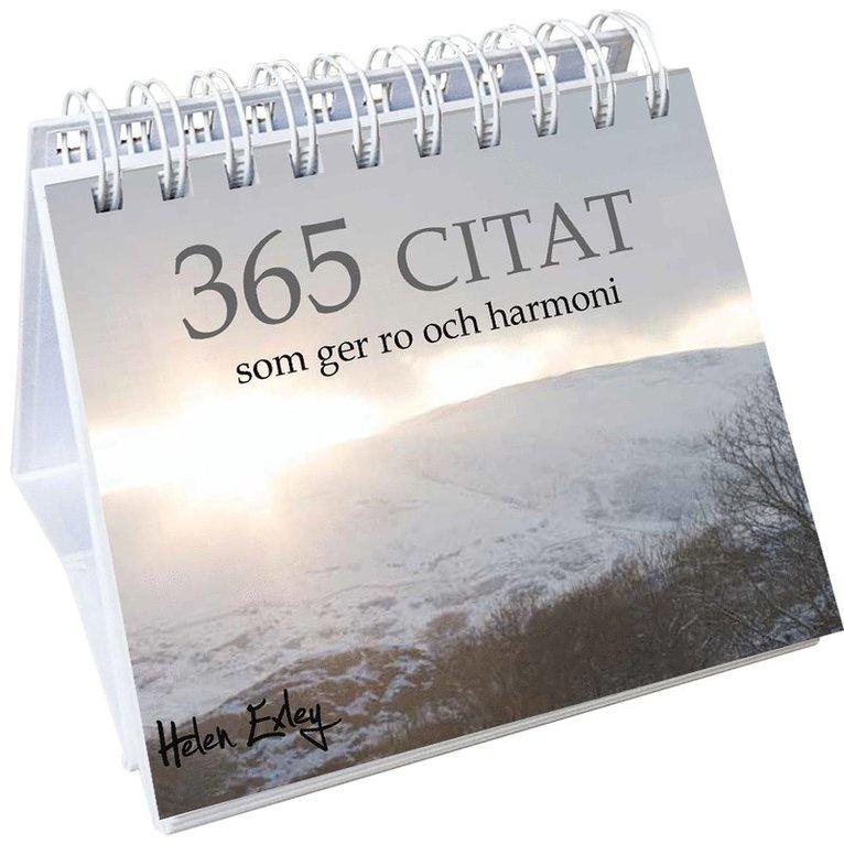 365 citat som ger ro och harmoni 1