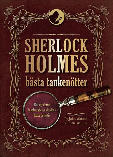 bokomslag Sherlock Holmes bästa tankenötter