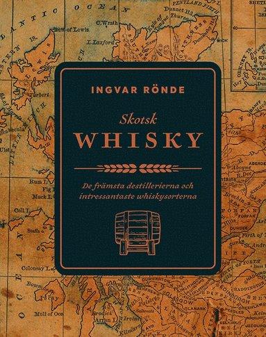 bokomslag Skotsk whisky