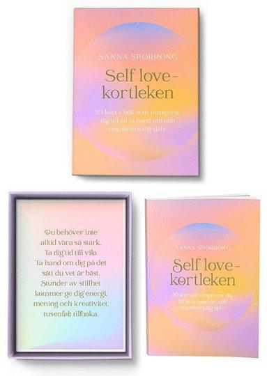 bokomslag Self love-kortleken